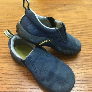 Little Boy Merrell Shoes